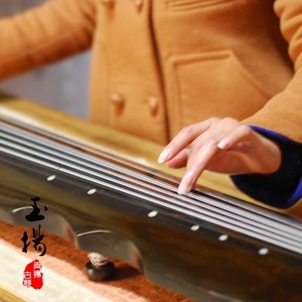千赢体育官网伏羲式百年老杉木千赢体育官网纯生漆收藏级赠琴桌凳琴箱包邮